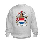 Neger Family Crest Kids Sweatshirt