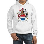Neger Family Crest Hooded Sweatshirt