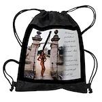 Chennonceau France Bodybuilding Drawstring Bag