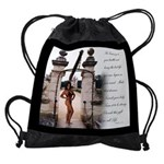 Chennonceau France Bodybuilding Drawstring Bag