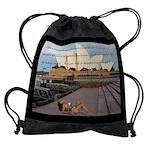 Sydney Australia Bodybuilding Drawstring Bag