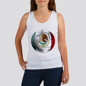 Futbol Mexicano Women's Tank Top