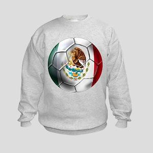 Futbol Mexicano Kids Sweatshirt