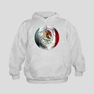 Futbol Mexicano Kids Hoodie