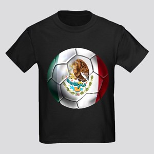 Futbol Mexicano Kids Dark T-Shirt