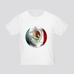 Futbol Mexicano Toddler T-Shirt