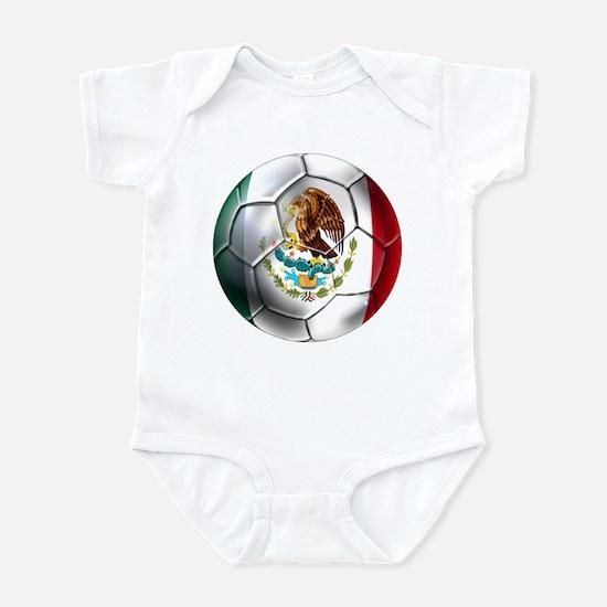 Futbol Mexicano Infant Bodysuit