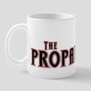 The Propaniacs  Mug