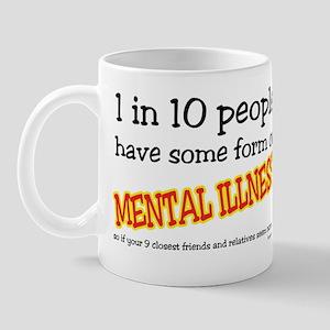 Mental Illness Mug