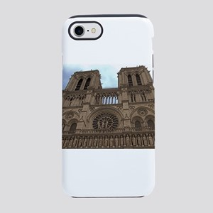 notradam cathedral modified 1 iPhone 8/7 Tough