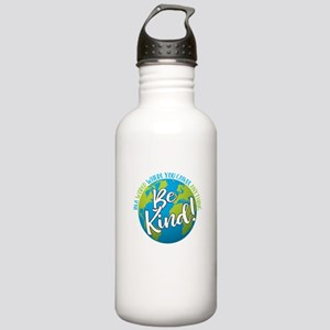 In a world where you c Stainless Water Bottle 1.0L