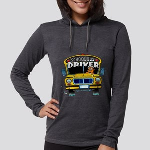 school bus driver Long Sleeve T-Shirt