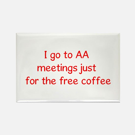 Coffee Lover Rectangle Magnet (10 pack)