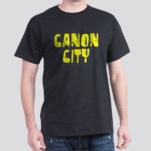 Canon City Faded (Gold) Dark T-Shirt