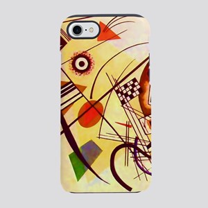 Kandinsky Red Blue Yellow Abstract iPhone 8/7 Toug