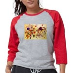 Kandinsky Red Blue Yellow Long Sleeve T-Shirt