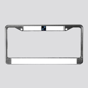 Paisible 2 License Plate Frame