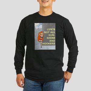 Sunshine & Hookers Long Sleeve T-Shirt