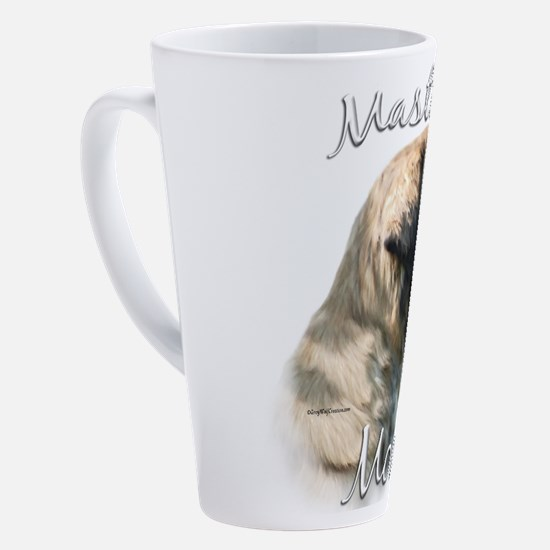 Unique Doggie t 17 oz Latte Mug