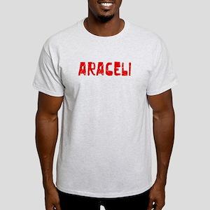 Araceli Faded (Red) Light T-Shirt