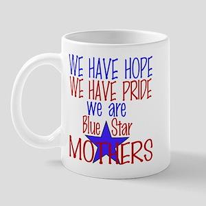 BLUE STAR MOTHERS Mug