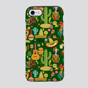 Fiesta Time! Mexican Icons iPhone 8/7 Tough Case