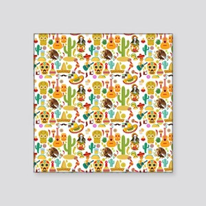Fiesta Time! Mexican Icons Sticker