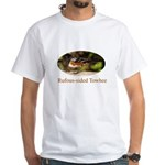 Rufous-sided Towhee White T-Shirt