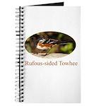 Rufous-sided Towhee Journal