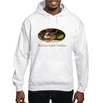 Rufous-sided Towhee Hooded Sweatshirt