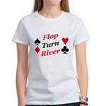 The Ultimate Texas Hold'Em Poker Women's T-Shirt