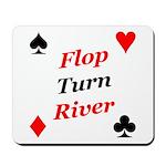 The Ultimate Texas Hold'Em Poker Mousepad