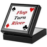 The Ultimate Texas Hold'Em Poker Keepsake Box