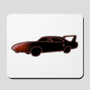 Daytona/Superbird-Orange Mousepad