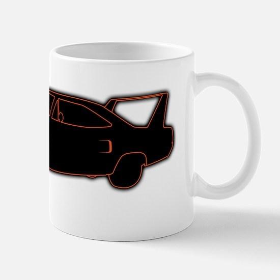 Daytona/Superbird-Orange Mug