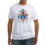 Nau Family Crest Fitted T-Shirt
