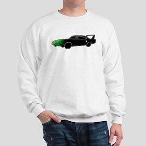 Daytona/Superbird-Green Sweatshirt