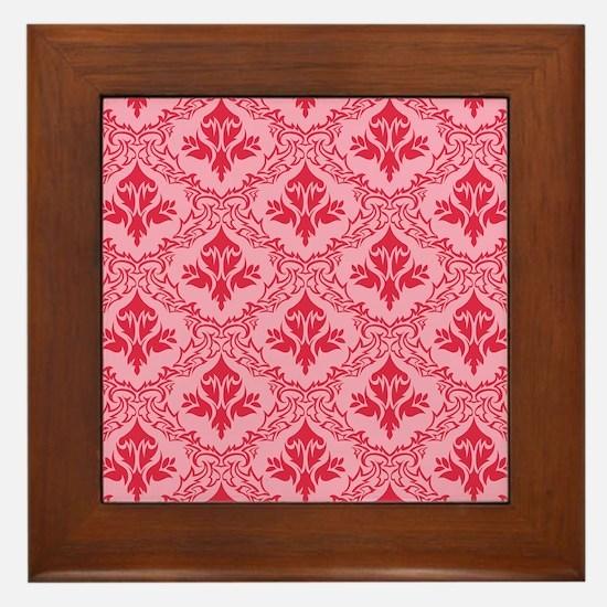 DAMASK Framed Tile