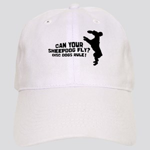 Disc Old English Sheepdog Hat