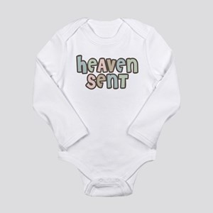 Heaven Sent creeper Infant Bodysuit Body Suit