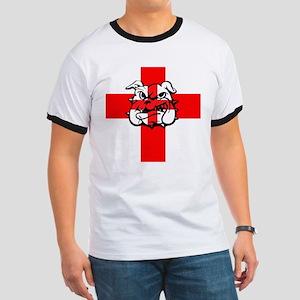 Cross of St George Bulldog Ringer T