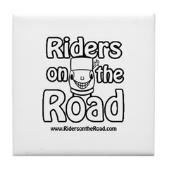 Riders Tile Coaster