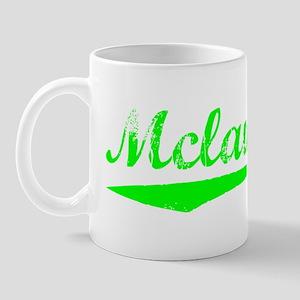 Vintage Mclaughlin (Green) Mug