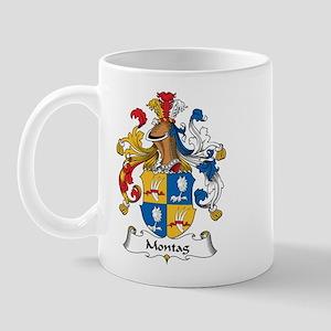 Montag Family Crest Mug