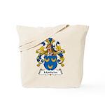 Monheim Family Crest Tote Bag