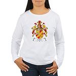 Molter Family Crest Women's Long Sleeve T-Shirt