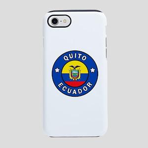 Quito Ecuador iPhone 8/7 Tough Case