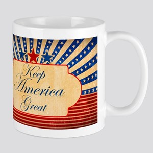 Keep America Great Mugs