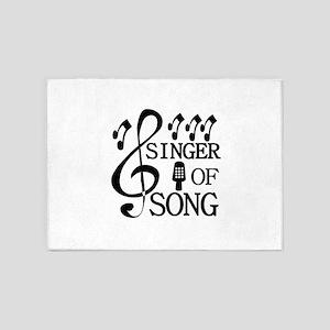 Singer 5'x7'Area Rug