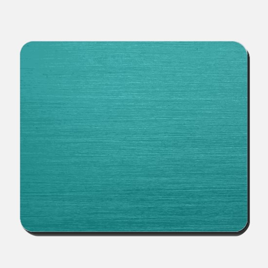 Brushed Teal Mousepad
